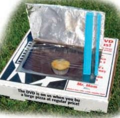 Stem works wind energy activities solar oven for Solar energy projects for kids